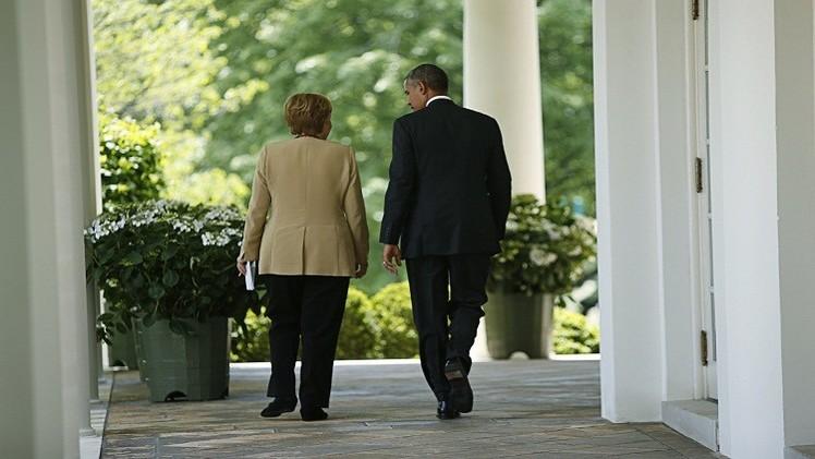 صحيفة: واشنطن وجهاز الاستخبارات الألماني حاولا التجسس على مجموعة