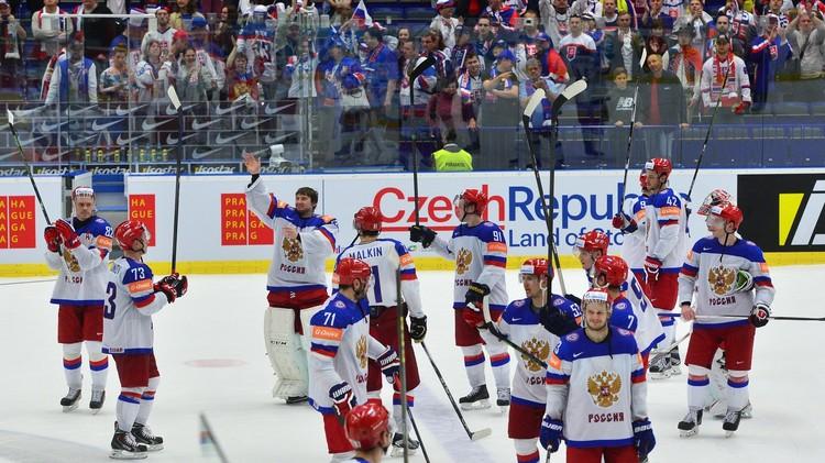 روسيا تبلغ ربع نهائي مونديال الهوكي