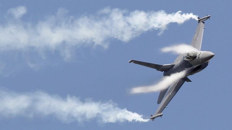 اليمن.. الحوثيون يعلنون إسقاط المقاتلة المغربية إف-16 في صعدة (فيديو)