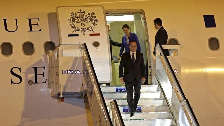 الرئيس الفرنسي في زيارة غير مسبوقة إلى كوبا