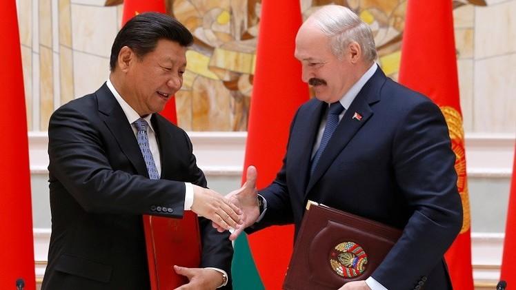 مينسك: سنحصل على قرض بـ7 مليارات دولار من الصين