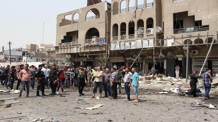 عشرات القتلى من المدنيين في  تكريت وبعقوبة