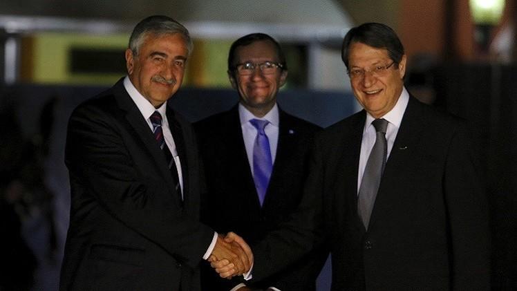 استئناف مباحثات السلام بين القبارصة الجمعة
