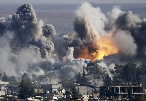 التحالف الدولي ينفذ 18 ضربة جوية على مواقع