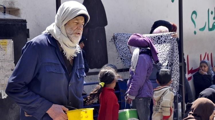 مخيم اليرموك.. وضع إنساني كارثي مرشح للتدهور