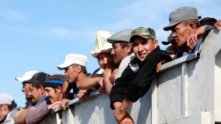 352 قرغيزيا يحاربون في سوريا