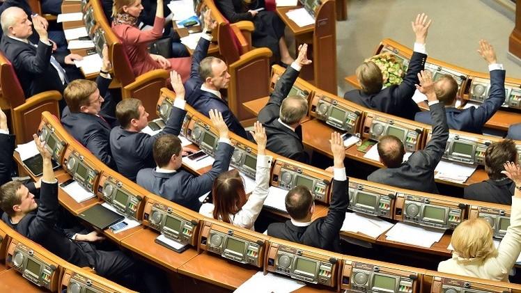 أوكرانيا نحو تشريع خدمة الأجانب في جيشها