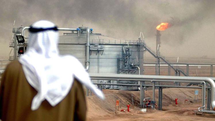 نزاع نفطي بين الكويت والسعودية