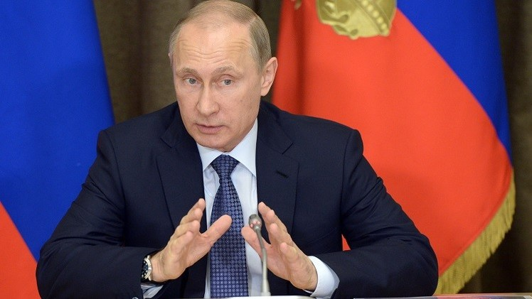 بوتين: روسيا زادت وتيرة تحديث قواتها
