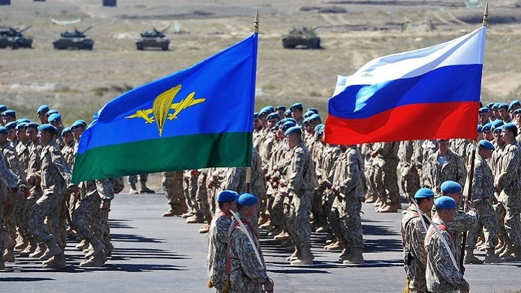 احتمال نقل وحدات من قوات الإنزال الجوي الروسية إلى إحدى دول منظمة معاهدة الأمن الجماعي