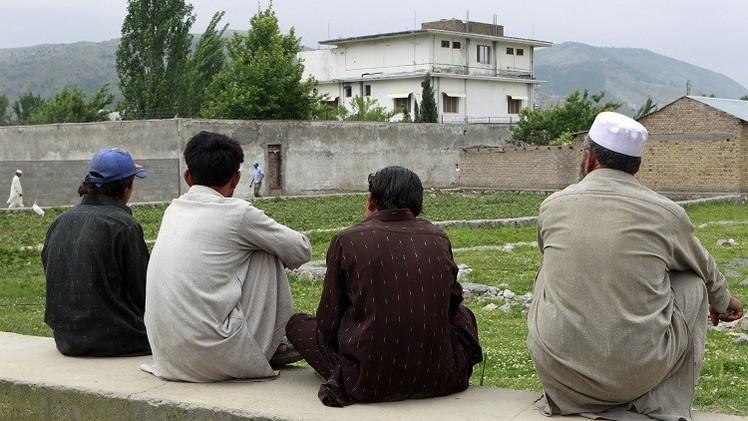 ضابط استخبارات باكستاني ساعد الأمريكيين في العثور على بن لادن