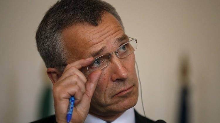 ستولتنبرغ: الناتو ليس من يتخذ القرار بشأن إقامة منطقة عازلة في سوريا