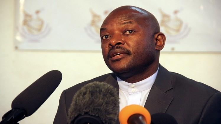 الرئاسة البوروندية تعلن فشل الانقلاب على السلطة