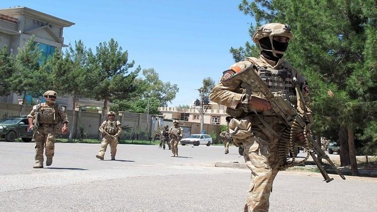أفغانستان: مقتل 7 أشخاص بهجوم على تجمع رجال دين