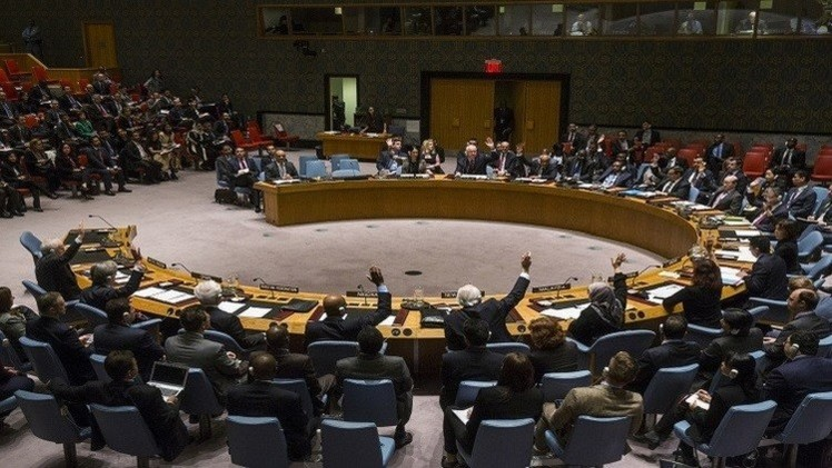 موسكو لن تدعم مشروع قرار مجلس الأمن الدولي بشأن الأسلحة الخفيفة