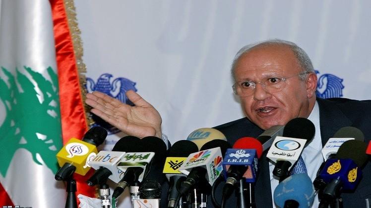 لبنان ..حكم بالسجن أربع سنوات ونصف على الوزير السابق ميشيل سماحة