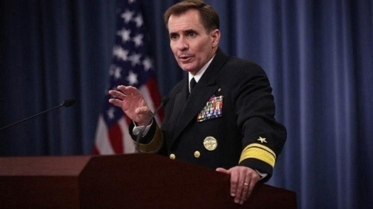 تعيين كيربي خلفا لبساكي ناطقا باسم وزارة الخارجية الأمريكية