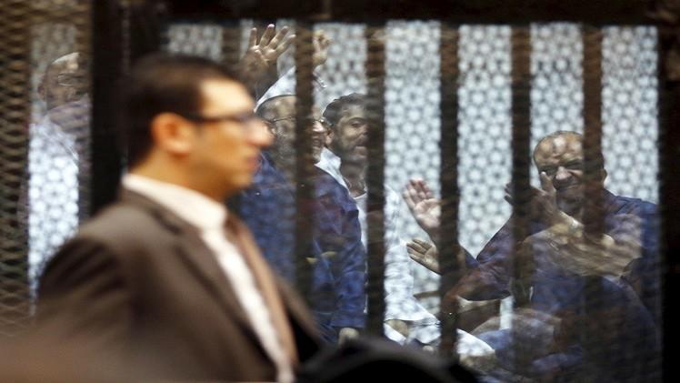 مصر: وفاة قيادي في جماعة الإخوان داخل السجن