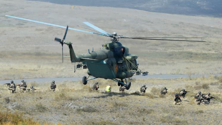 نقل وحدات لقوات الرد السريع المشتركة إلى طاجيكستان في إطار اختبار مفاجئ