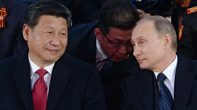 الغرب يغار ويقلق من تقارب روسيا والشرق