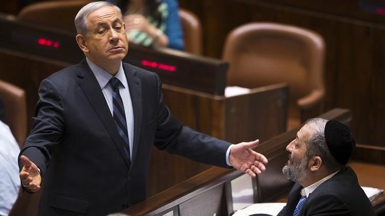 نتنياهو يلتقي أعضاء من الليكود عشية تأدية حكومته الجديدة لليمين الدستورية