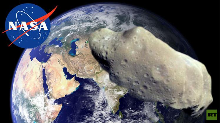 كويكب كبير يقترب من الأرض