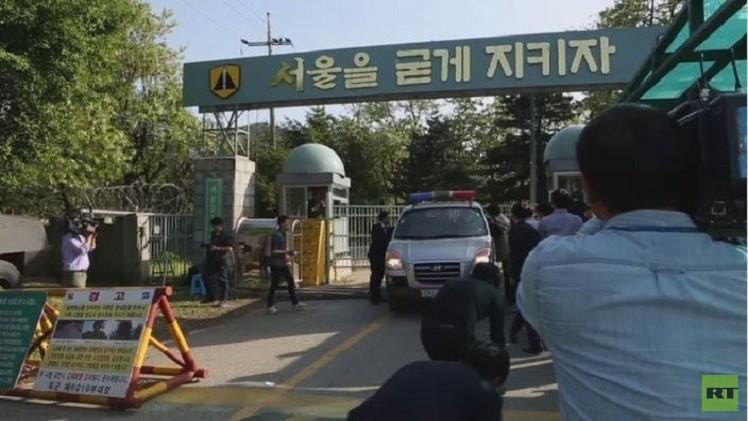 كوريا الجنوبية: مقتل جنديين وجرح 3  في حادث إطلاق نار بمعسكر في سيئول (فيديو)