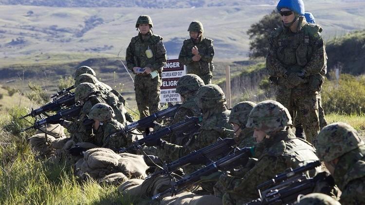 اليابان نحو توسيع صلاحيات قواتها.. ولكن لا تنوي المشاركة في الحروب الأمريكية