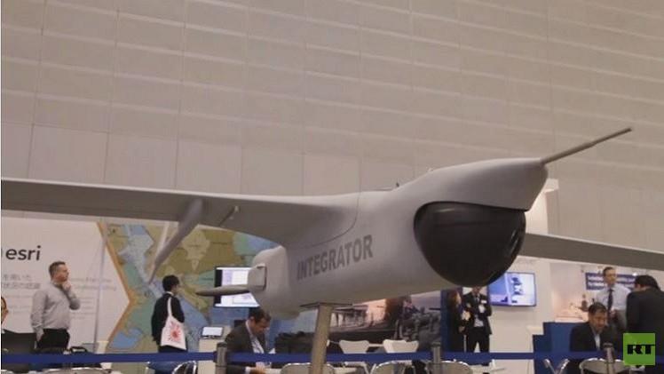 فيديو..  آخر التقنيات البحرية والجوية تظهر في معرض MAST Asia 2015