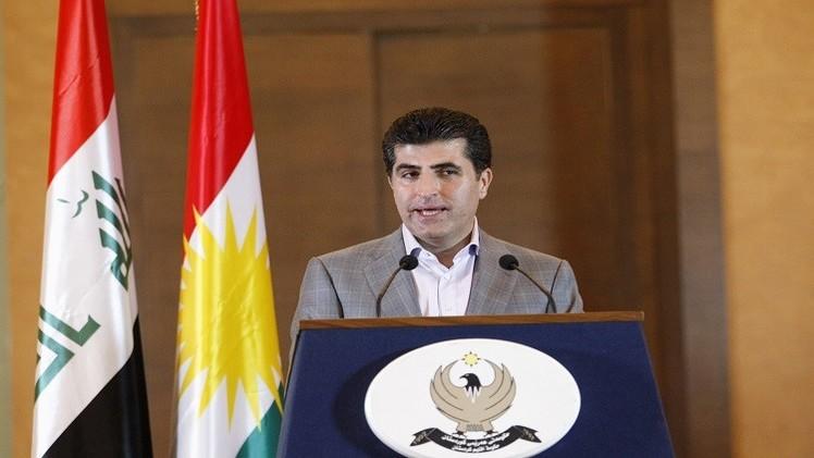 بارزاني يشدد على ضرورة التزام بغداد باتفاقيتها مع أربيل