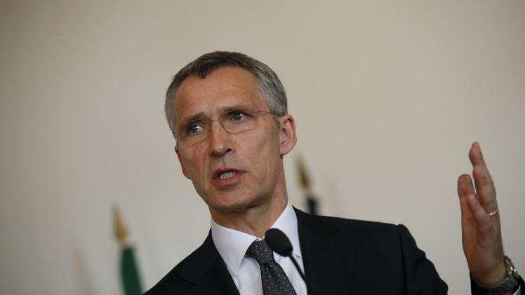 ستولتنبرغ: لا ننوي استئناف التعاون مع روسيا رغم خطر