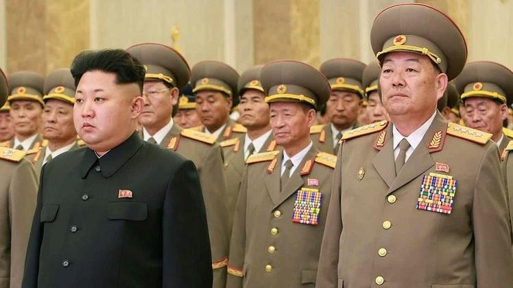 وزير دفاع كوريا الشمالية يظهرعلى الشاشة  بعد أنباء عن إعدامه