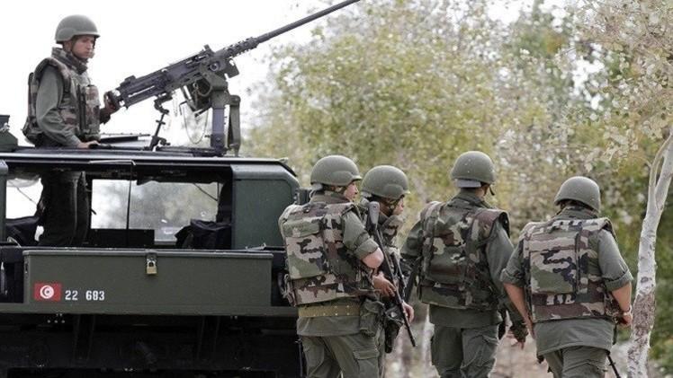 مقتل 4 إرهابيين بجبل سمامة في محافظة القصرين وسط غرب تونس