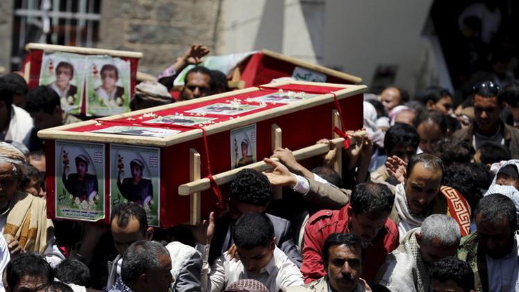 الصحة العالمية: أكثر من 1700 قتيل في اليمن منذ تصعيد الأزمة