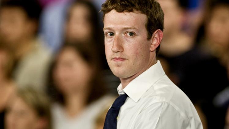 مؤسس فيسبوك: حجب أخبار بعض المستخدمين الأوكرانيين يعود لطابعها العدواني
