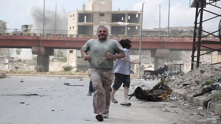 سوريا.. عشرات القتلى والجرحى في قصف على مدينة منبج بريف حلب