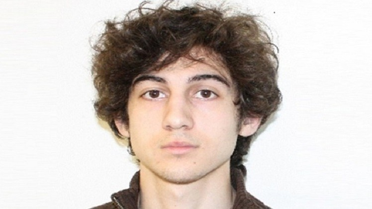 هيئة المحلفين تقر حكم الإعدام بحق تسارنايف لضلوعه في تفجير ماراثون بوسطن