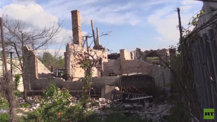 الصراع في دونباس يهدد بكارثة بيئية شاملة