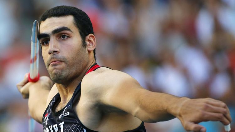 المصري إيهاب عبد الرحمن يلحق بركب المصريين إلى أولمبياد ريو دي جانيرو