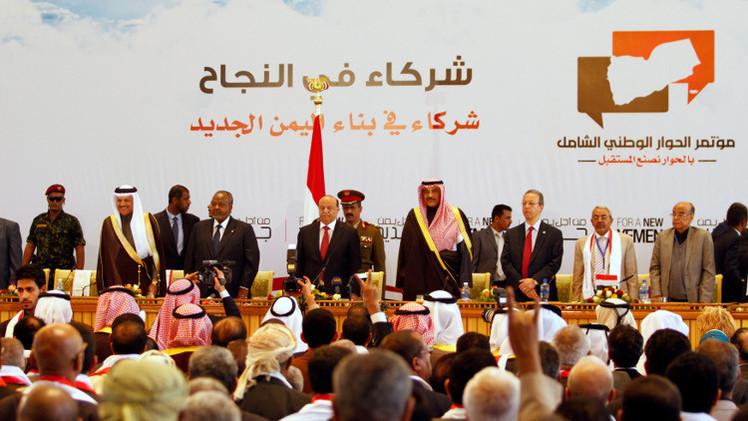 جباري: المبادرة الخليجية وقرارات مجلس الأمن هما المرجعية لمؤتمر