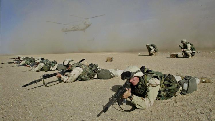تصفية أبو سياف القيادي في داعش خلال عملية أمريكية خاصة داخل سوريا