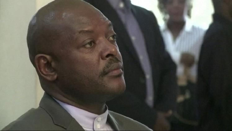 بوروندي: توقيف 17 شخصا بتهمة محاولة الانقلاب على النظام