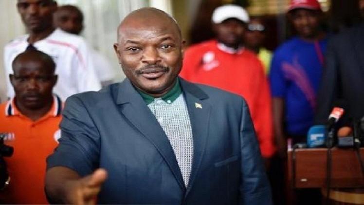 الرئيس البوروندي يحذر من تهديد