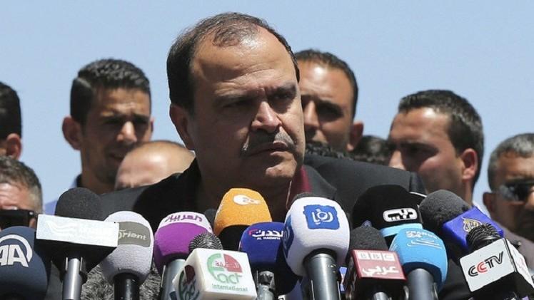استقالة وزير الداخلية الأردني