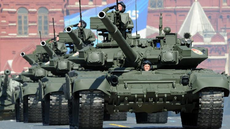 الجيش الروسي يشغل المرتبة الثانية في تصنيف أقوى جيوش العالم