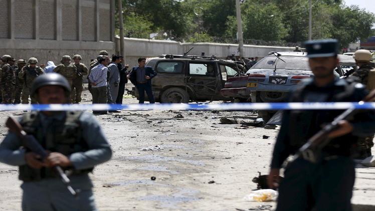 7 قتلى بهجوم لطالبان على مقر عسكري أفغاني