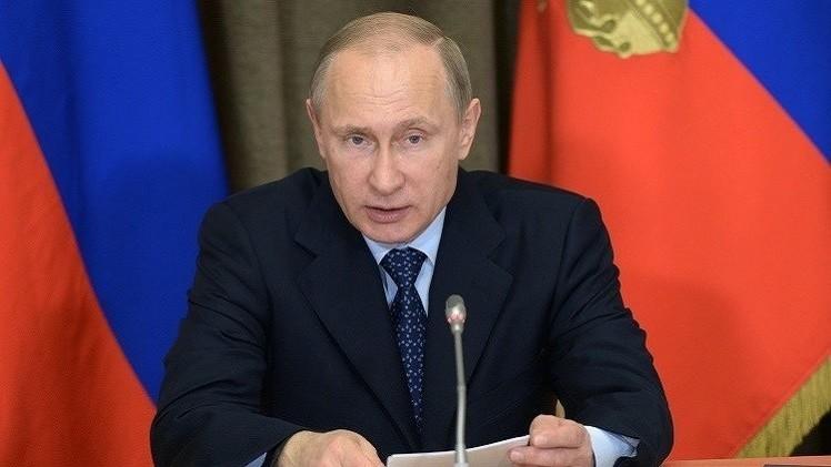 بوتين والعبادي يبحثان الخميس العلاقات الثنائية وقضايا دولية