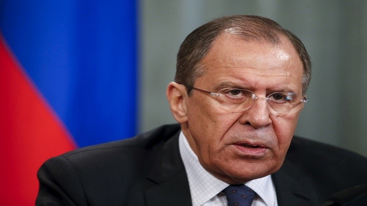 لافروف: على الولايات المتحدة أن تضغط على كييف لمنع الحرب في شرق أوكرانيا