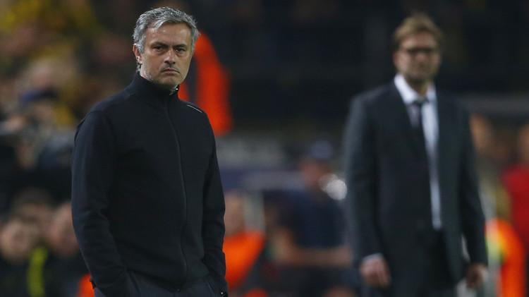 مورينيو يرفض عرض بيريز بالعودة إلى ريال مدريد