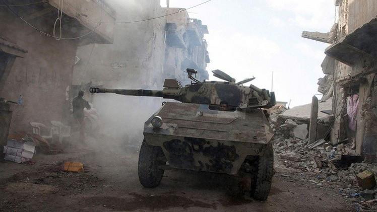 قتيل وسبعة جرحى في تفجير شرقي ليبيا